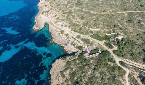 Cap Rocat, Cala Blava, Mallorca