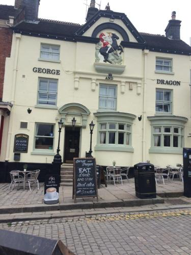 George and Dragon Ashbourne