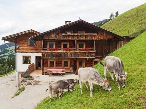 Holiday home Hamberg Alm