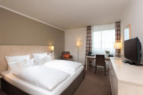 Mercure Hotel Düsseldorf Süd impression