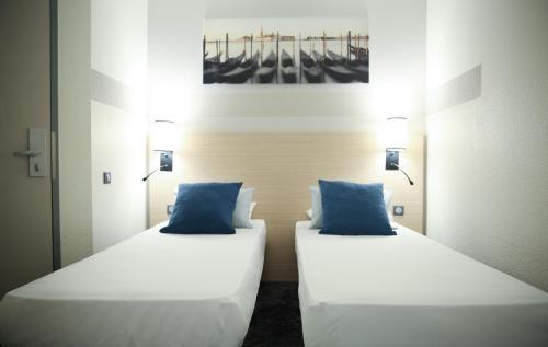 Hotel inn design dijon sud marsannay la cote burgundy for Hotel design bourgogne