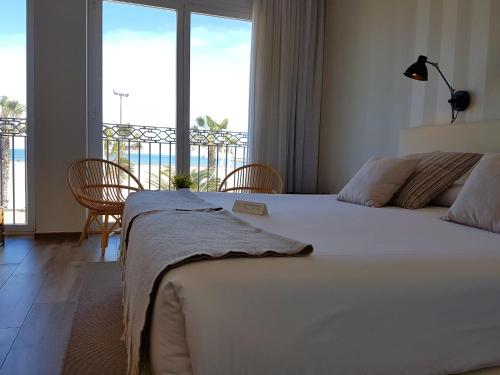 Double Room with Sea View - single occupancy Hotel Boutique Balandret 5