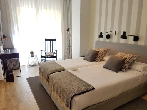 Standard Double or Twin Room - single occupancy Hotel Boutique Balandret 9