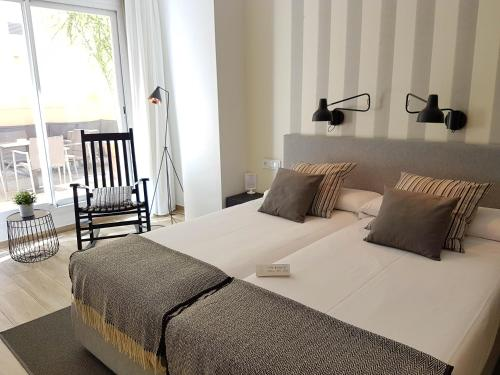 Standard Double or Twin Room - single occupancy Hotel Boutique Balandret 10