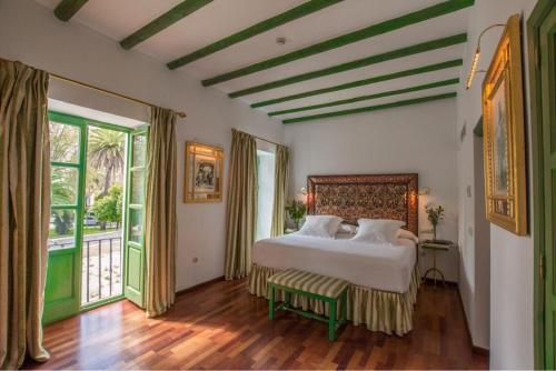 Deluxe Doppel-/Zweibettzimmer Las Casas de la Judería de Córdoba 9