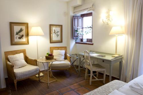 Superior Doppel- oder Zweibettzimmer Palacio De Los Navas 8