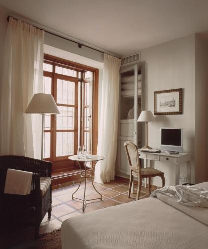 Habitación Doble Estándar - 1 o 2 camas Palacio De Los Navas 12