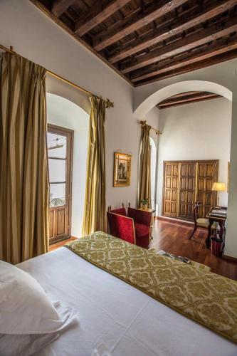 Deluxe Doppel-/Zweibettzimmer Las Casas de la Judería de Córdoba 11