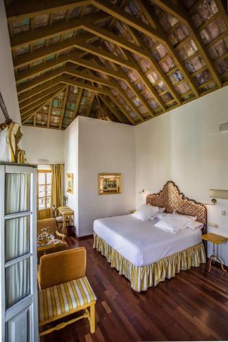 Patios en Ático Las Casas de la Judería de Córdoba 1