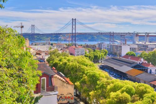 Lisbon Riverside View Alcântara