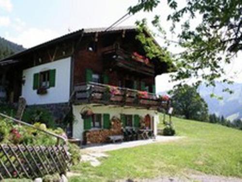 Apartment Bergheimat 1