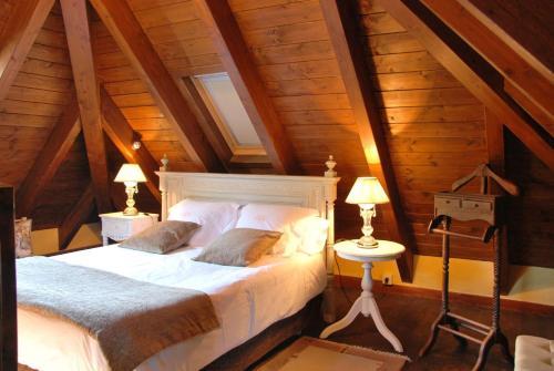 Junior Suite with hydromassage bath Hotel Selba d'Ansils 5
