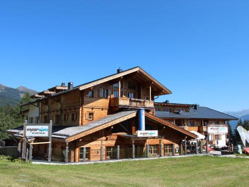 Panorama Chalet 12