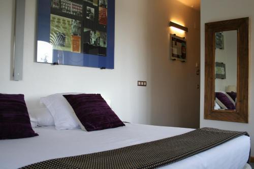 Habitación Doble - 1 o 2 camas - Uso individual Hotel Monument Mas Passamaner 1