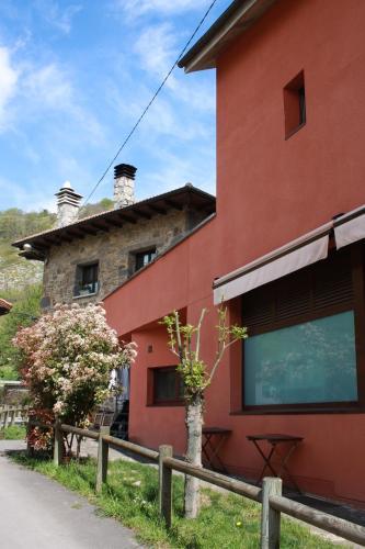 Xabu Hostel front view