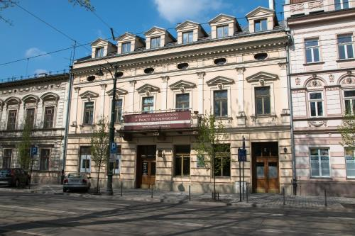 HotelPa?ac Dunajewskich