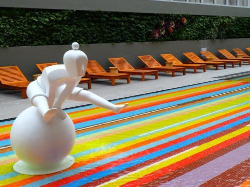 Hotel ibis Styles Bangkok Khaosan Viengtai - 2 of 49