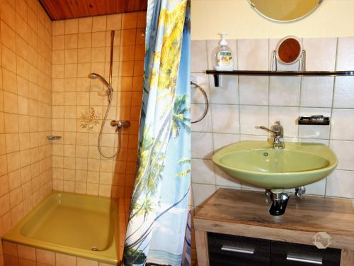 Apartamento con ducha (Apartment with Shower)