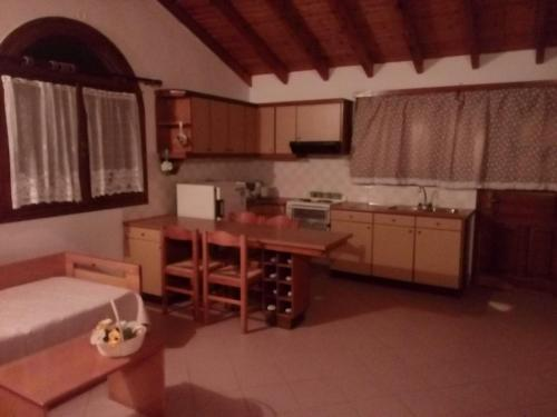 Evi's attic apartment