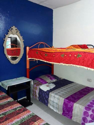 HotelHospedaje donde la Guajira