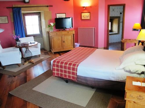 Superior Double Room Hotel Obispo 6