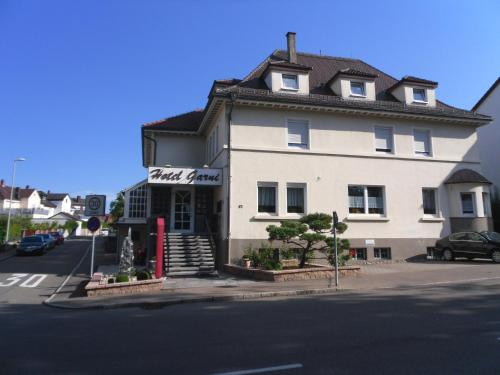 Hotel Garni am Romerplatz - 0