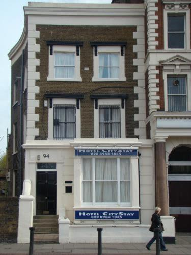 Photo of Hotel Citystay Hotel Bed and Breakfast Accommodation in London London
