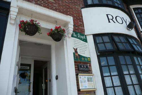 Royal Hotel,Eastbourne