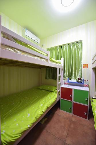 Bunk Bed in Female Dormitory Room