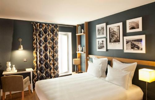 Hotel la villa saint germain des pr s h tel 29 rue for Hotels 75006