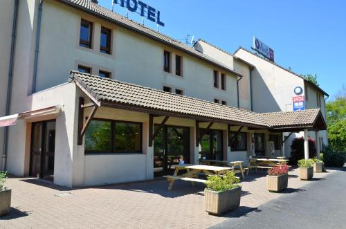 Inter-Hotel Amys Tarbes-Odos