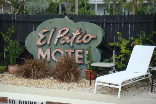 El Patio Motel  El Patio Key West