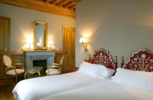 Habitación Doble - 1 o 2 camas - Uso individual Castillo de Arteaga 1