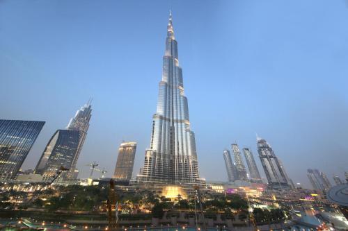 Vacation Bay Burj Khalifa View - Standpoint A Photo