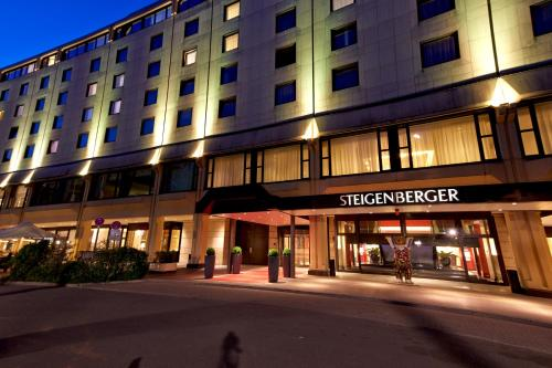 Steigenberger Hotel Berlin impression