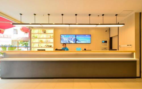 HotelHanting Express Ningbo Tian yi Square