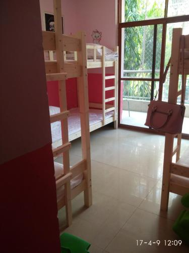 8-Bed Male Dormitory Room