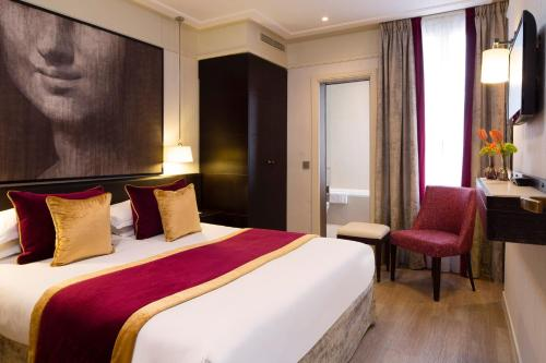 Hôtel Chaplain Paris Rive Gauche