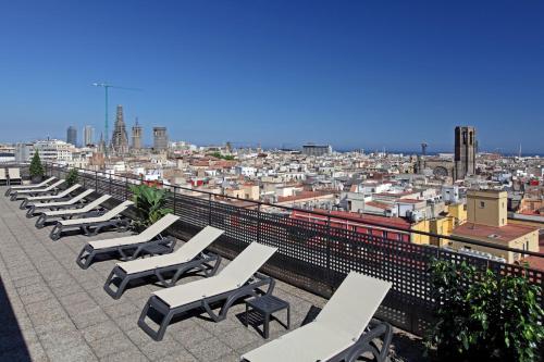 Citadines Prestige Ramblas Barcelona