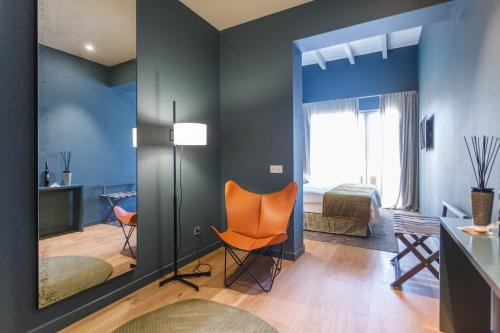 Habitación Doble Grand Deluxe con terraza Casa Ládico - Hotel Boutique 4