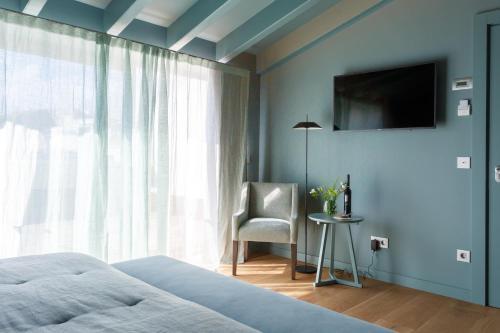 Habitación Doble Superior con terraza Casa Ládico - Hotel Boutique 4