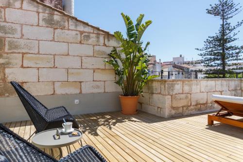 Habitación Doble Superior con terraza Casa Ládico - Hotel Boutique 5
