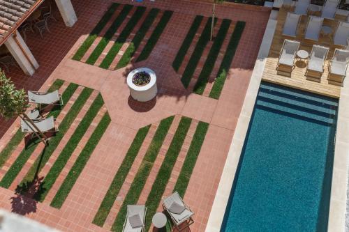 Habitación Doble Superior con terraza Casa Ládico - Hotel Boutique 3
