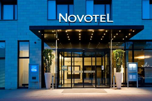 Novotel Hamburg City Alster photo 41