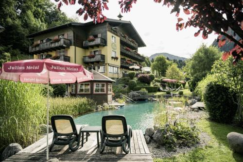 Garni Haus Sonnleitn - Adults only, Fuschl am See