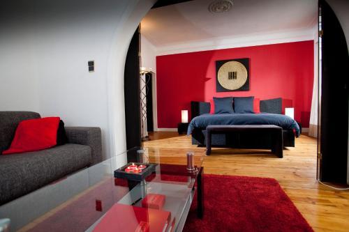 Отель B&B Luxe Suites-1-2-3 0 звёзд Бельгия