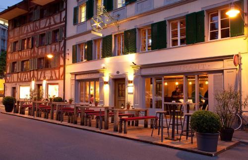 Hotel Restaurant Stern Luzern (B&B)