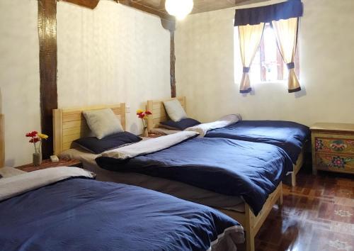 三人房-有浴室 - 客房