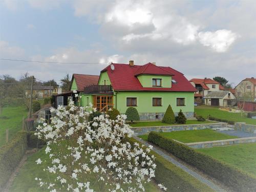 Apartmán Vysočina.  Foto 1