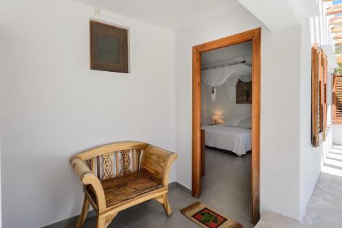 Superior Doppelzimmer mit Gartenblick Agroturismo Ca Sa Vilda Marge 2